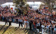 Opening of the Reagan Library